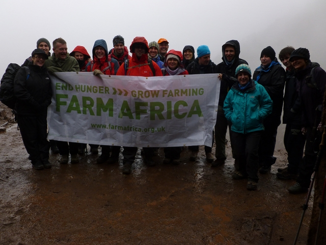 In October 2012, teams from ABP Food Group, SABMiller, Sainsbury's and Moy Park climbed the highest mountain in North Africa, Mount Toubkal, and raised over £25,000.