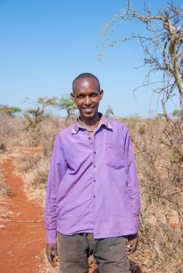 Before joining the cooperative Mohammed thought there was no point in increasing his livestock numbers due to the lack of food available.