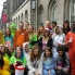 Students from Northumbria University organised a RAG Raid collection in Edinburgh and raised £808!