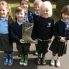 Pupils from All Saints C of E Primary School took part in Give Hunger the Boot and raised a fantastic £459.87.