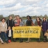 Friends and family from east London organised a sponsored Great African Welly Walk at  Fairlop Waters. They walked 39 miles and raised £140.