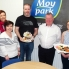 Moy Park raised £238.96 with their #coffeeislife coffee morning!