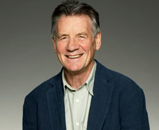 Michael Palin (courtesy of John Swannell)