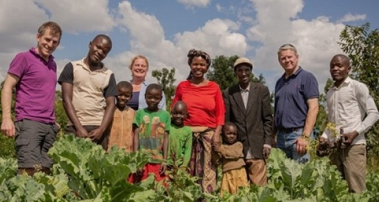 The parallels between British and Kenyan farming