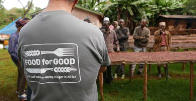Become a Food for Good Sponsor