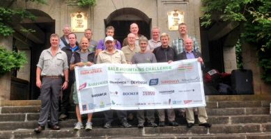 The Bale Mountains Challenge