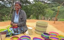 How Agnes is weaving her way out of poverty