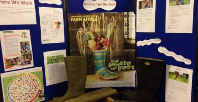 Autumn and harvest fundraising