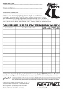 blank sponsorship forms download pictures to pin on