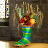 Give Hunger the Boot in church