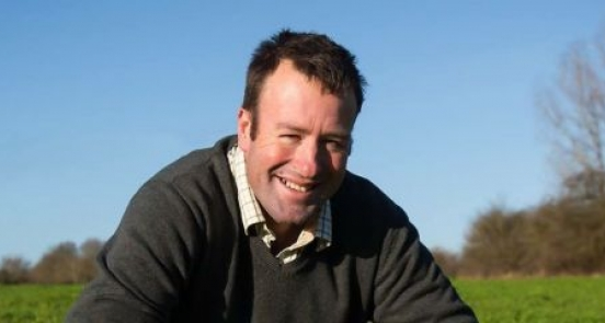 Why British farmer Stuart Roberts is getting involved in #GivingTuesday