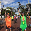 Farm Africa cyclists Ride London to help end hunger