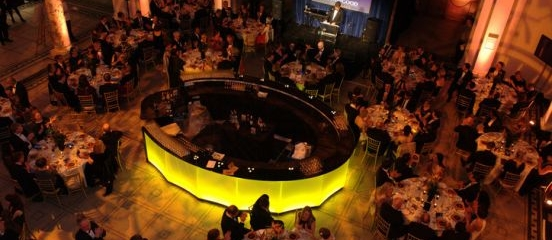 First Food for Good Ball raises over £135,000