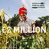 The Food for Good network raises £2 million for Farm Africa