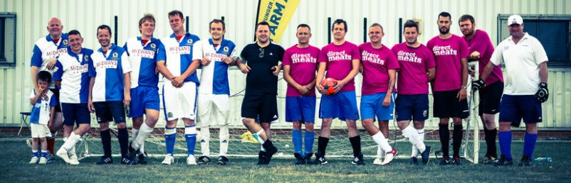 Chefs' Football Tournament 2017