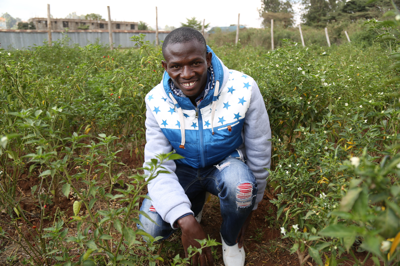"How edian Gilbert Wanyonyi ""MTUMISHI"" has made it big through fa"