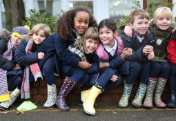 Sponsored Welly Walk