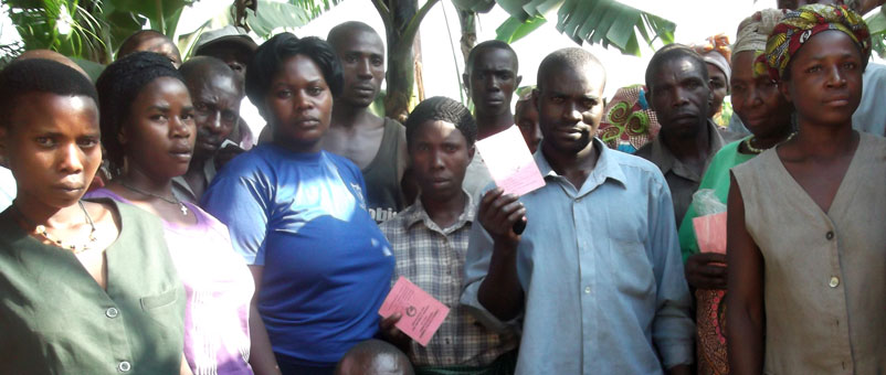 The Kitooro Batakaka Twimuke group generated their biggest-ever profit from their maize crop.