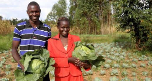 Seven reasons why we support young farmers in Kenya