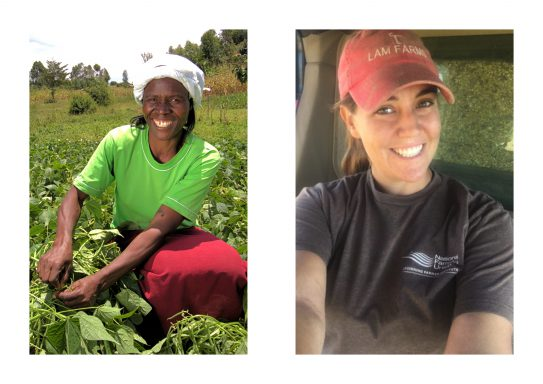 Farm Africa - Beatrice and Jean - Growing Futures