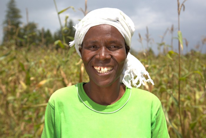 Farm Africa - Beatrice from Growing Futures